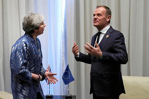 Unia Europejska czeka na brexit i list od Theresy May. Przywódcy 27 krajów ocenią go w czwartek