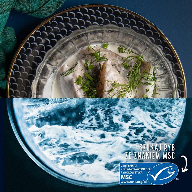 Szukaj ryb z certyfikatem MSC