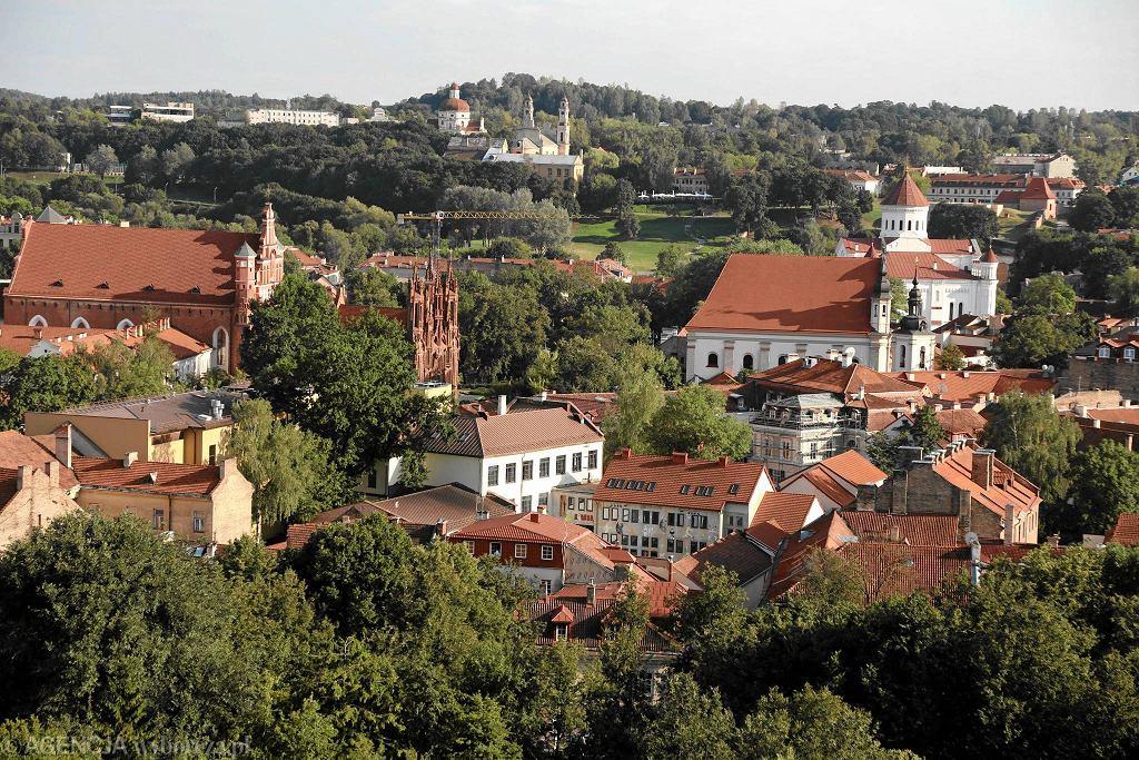 Stare Miasto w Wilnie