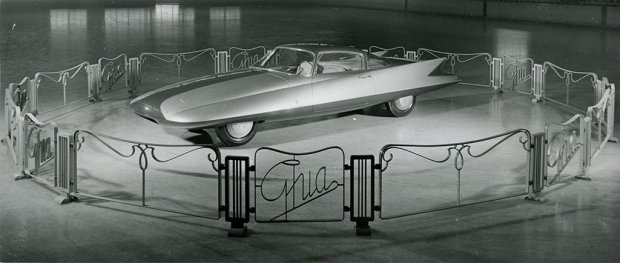 Chrysler Streamline Gilda