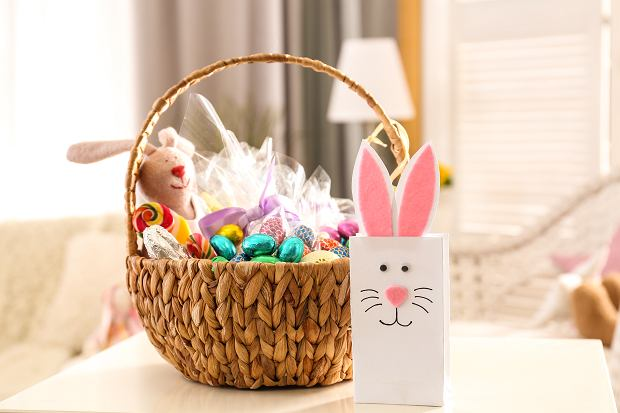 Prezent na Wielkanoc dla dziecka. Propozycje dla dzieci w wieku do 6 lat