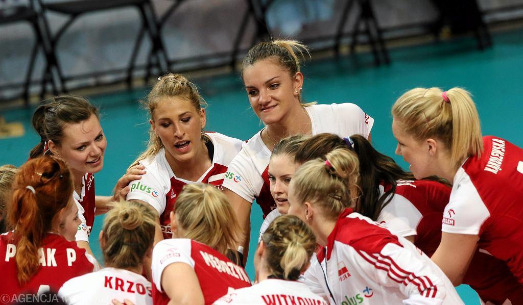 Siatkowka kobiet Polska - Islandia