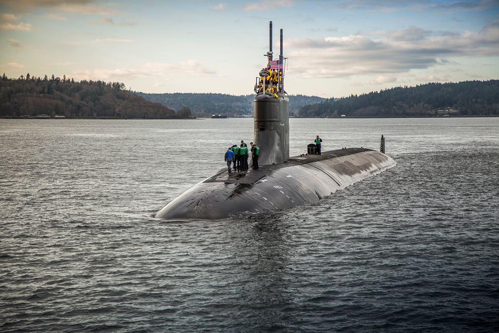 Marynarka wojenne USA (zdjęcie ilustracyjne)