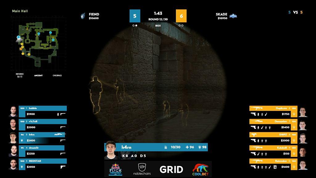 Screen z kanału ElisaEsports na Twitch
