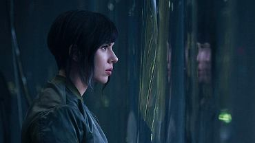 "Scarlett Johansson w ""Ghost in the shell"""