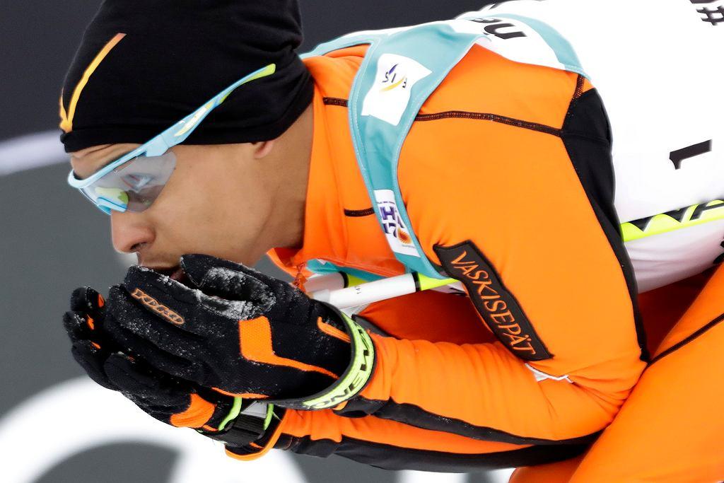 Adrian Solano, MŚ w Lahti