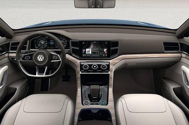 VW Cross Blue Concept (2013)