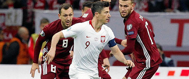 Łotewskie media zadowolone po meczu.