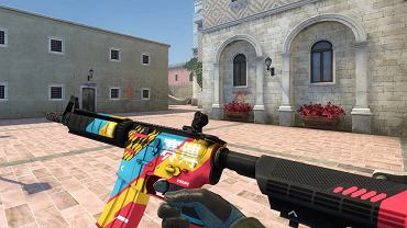 Skórki na bronie w Counter Strike'u potrafią kosztować setki tysięcy złotych