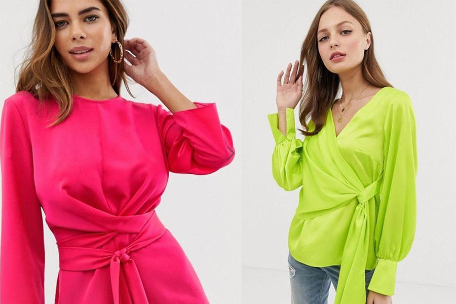 neonowe ubrania, fot. mat. partnera