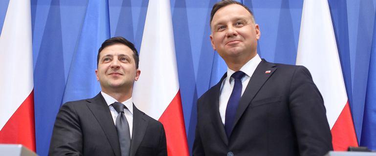 Zełenski: Europa i świat nie mają prawa milczeć o wydarzeniach z 1939 r.