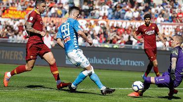 Empoli FC - SSC Napoli. Gdzie obejrzeć mecz 30. kolejki?
