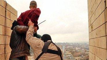 Egzekucja mężczyzn podejrzanych o homoseksualizm