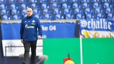 Kataklizm w Schalke! Klub pożegnał czwartego trenera w tym sezonie