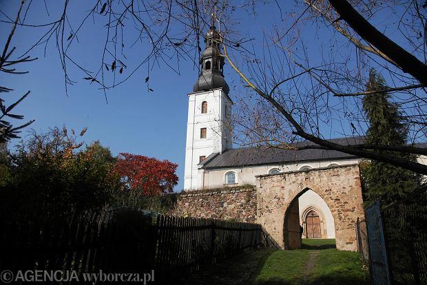 Zdjęcie numer 6 w galerii - Kościół w Proboszczowie pw. Trójcy Świętej