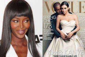 Naomi Campbell, Kim Kardashian i Kanye West