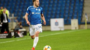 Maciej Makuszewski rozegrał 110 meczów w Lechu Poznań