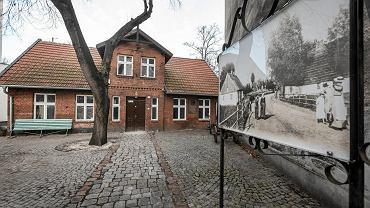 Domek Abrahama stoi przy ulicy Starowiejskiej