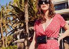 sukienka Sinsay w grochy