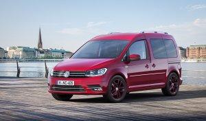 Nowy Volkswagen Caddy | Lubiana furgonetka z polskiej fabryki