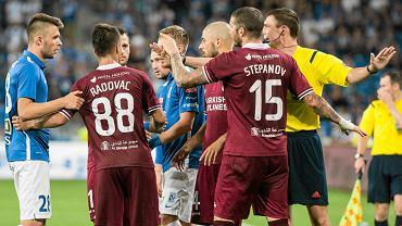 Lech Poznań - FK Sarajevo 1:0 w II rundzie eliminacji Ligi Mistrzów