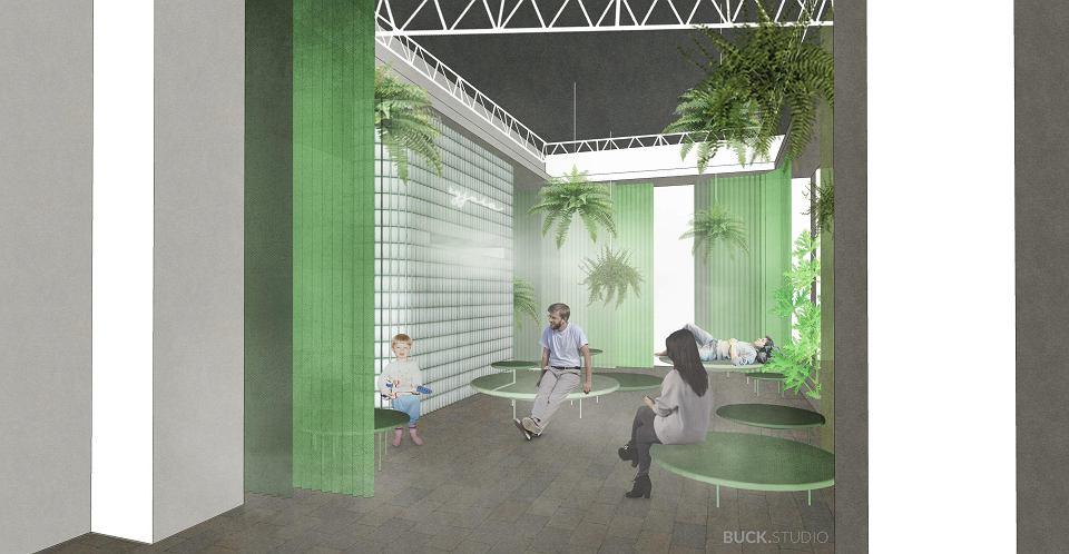 W Dizajn BWA powstaje Żyjnia - miejskie sanatorium