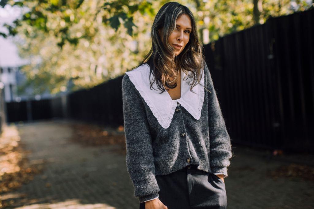 Cienki sweterki na wiosnę 2021