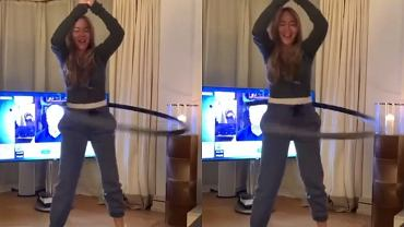 Joanna Przetakiewicz poleca hula hop
