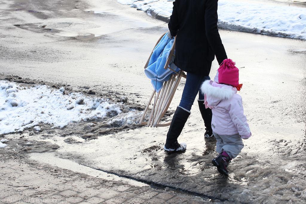Synoptycy zapowiadają załamanie pogody na Warmii i Mazurach