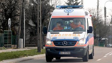 Koronawirus w Polsce. Szpital zakaźny w Białymstoku