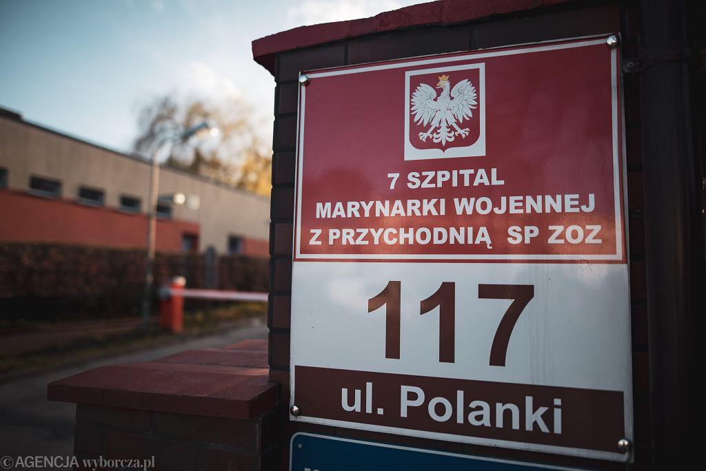 Szpital Marynarki Wojennej w Gdańsku