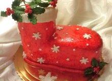 Świąteczny tort - ugotuj