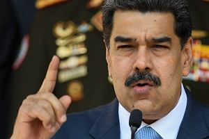 USA oskarżyły prezydenta Wenezueli o narkoterroryzm