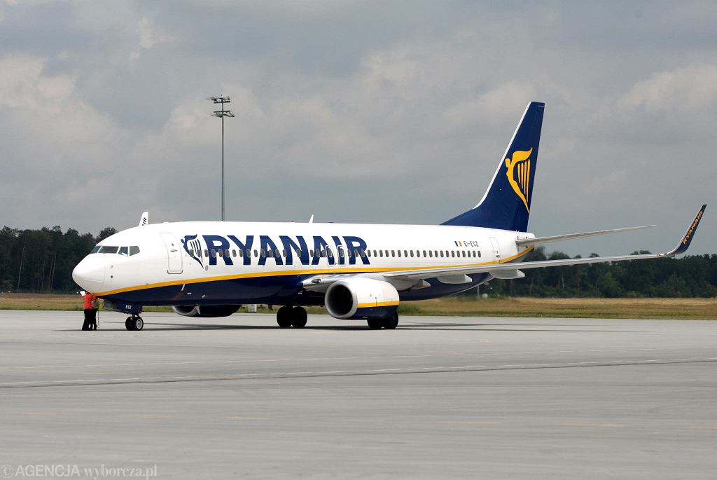 Ryanair poleci do Rygi