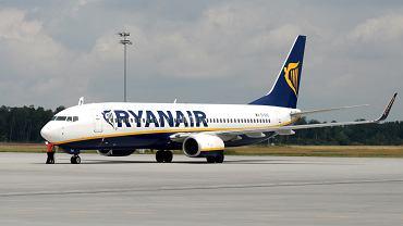 Ryanair poleci do Rygi
