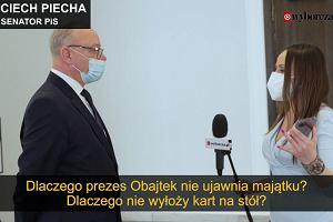"""Nieoficjalnie: Kaczyński każe bronić Obajtka. """"Na razie do dymisji podadzą się parówki"""""""