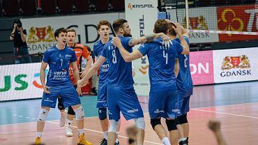 Trefl Gdańsk - Verva Warszawa Orlen Paliwa 0:3 w trzecim meczu ćwierćfinału play-off PlusLigi