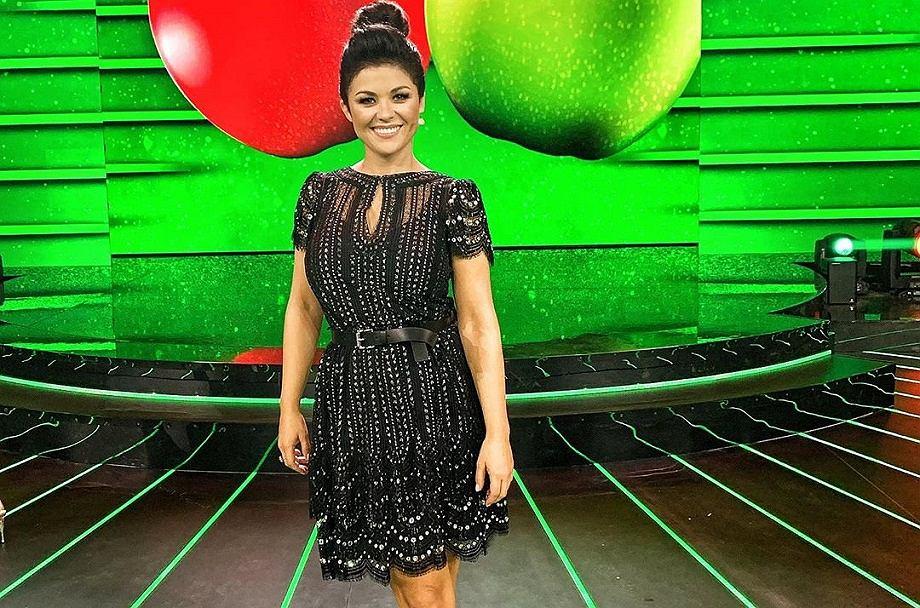 Sukienka Katarzyna Cichopek
