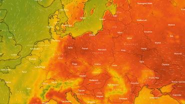 Pogoda. Fala upałów w Polsce. W kolejnym tygodniu czeka nas prawdziwe piekło