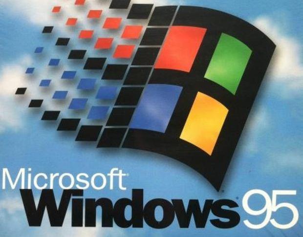 Windows 95 obchodzi dzisiaj urodziny. Skończył 25 lat!