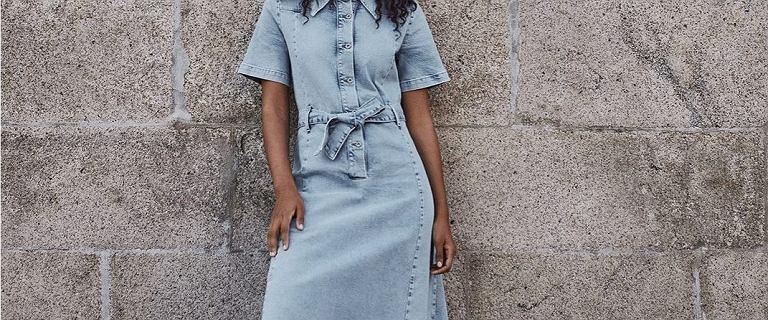 Znana marka wyprzedaje ubrania na wiosnę! Ten krój sukienki poprawi wygląd sylwetki!