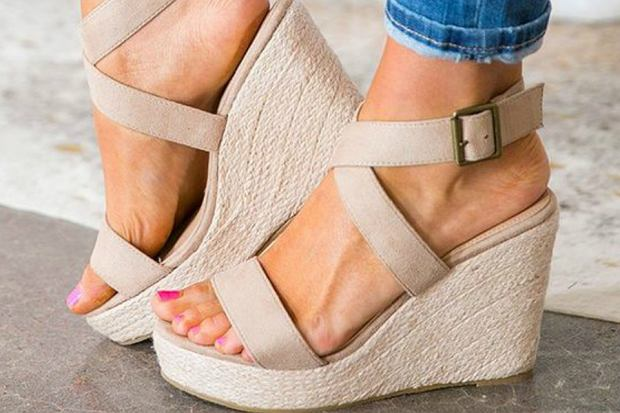 buty wyszczuplające