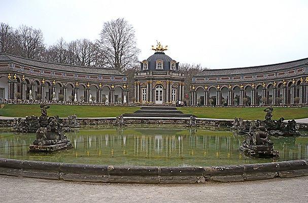 Ermitaż w Bayreuth Fot. Wikimedia commons