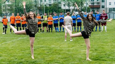Nowe boisko do gry w piłkę nożną zostało otwarte przy Zespole Szkół Zawodowych nr 5 w Białymstoku