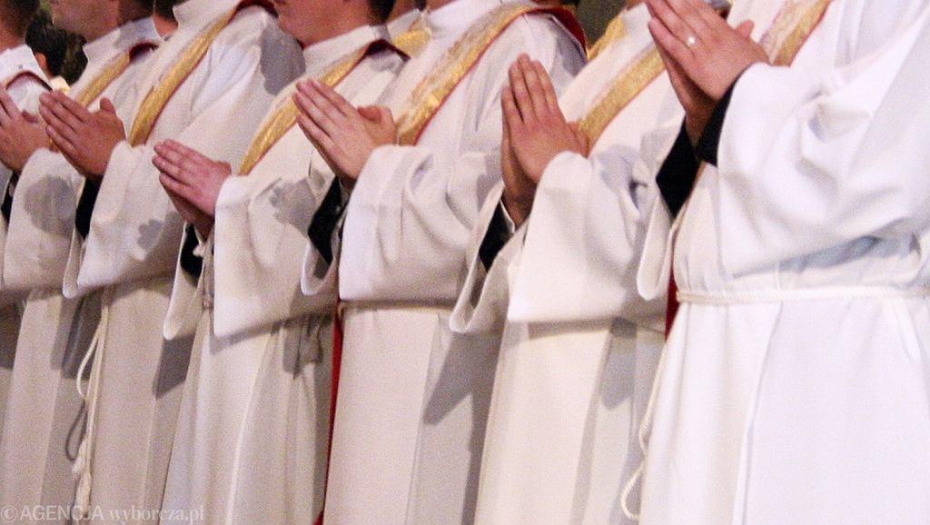 Święcenia kapłańskie / zdjęcie ilustracyjne
