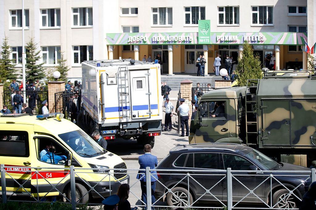 Strzelanina w Kazaniu