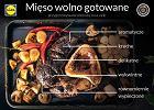 Mięso wolno gotowane w Lidlu