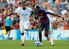 Liga Mistrzów. FC Barcelona. Dembele nie zagrał, bo spóźnił się na mecz