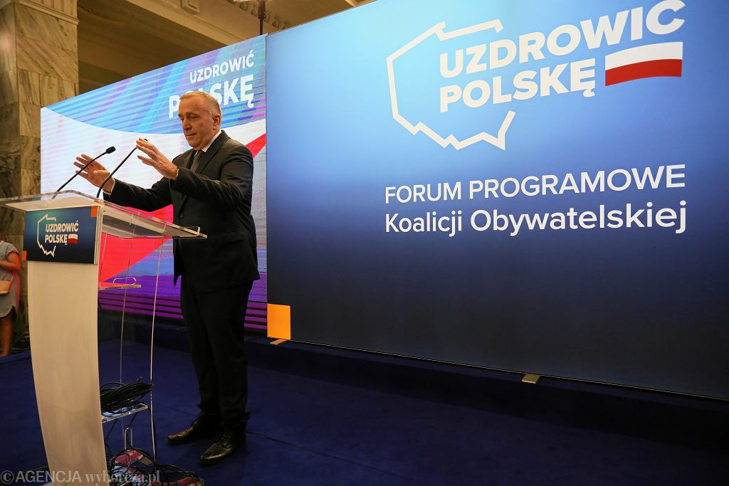 Forum Programowe Koalicji Obywatelskiej w Warszawie #POrozmawiajmy, 12.07.2019