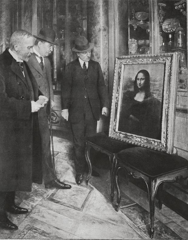 Theft of the Mona Lisa